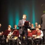 accompagnement de la chorale de l'ACS