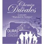 DURAS concert 14 oct. 2018 recto